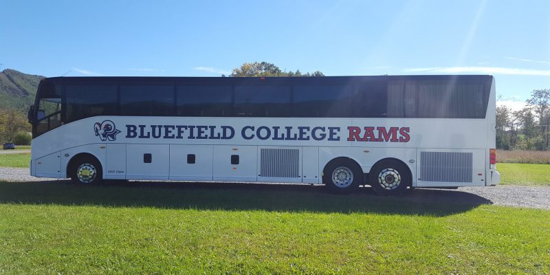 Bluefield College Bus