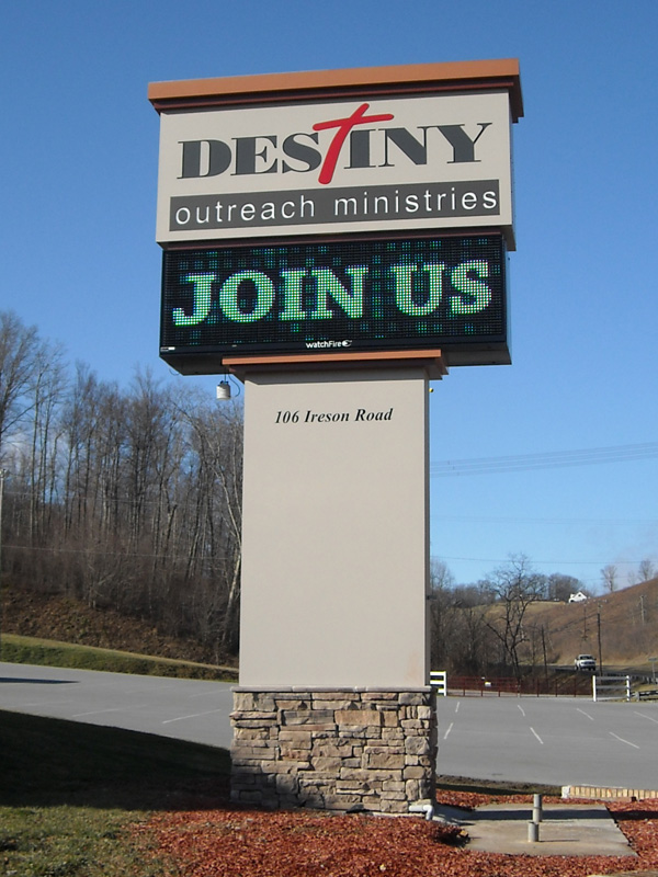 Destiny Outreach Ministries