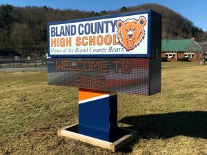Bland County High School