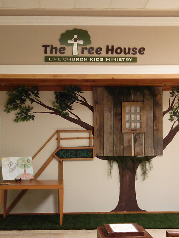 Life Church The Tree House